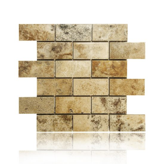Mosaico 2X4 Albertino