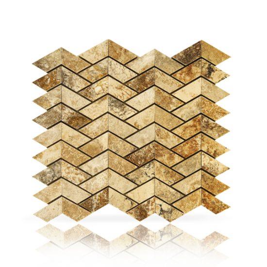 Mosaico Trapecio Albertino
